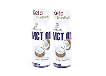 MCT Oil Keto Fuel Shots