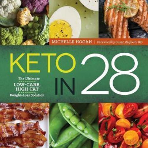 Keto In 28 by Michelle Hogan