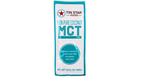 100% Pure MCT Oil by Tin Star Foods