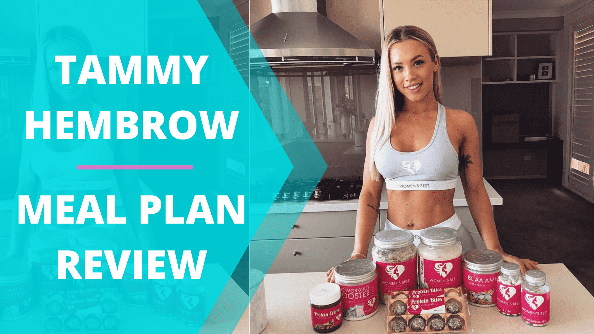 Tammy Hembrow Meal Plan Review